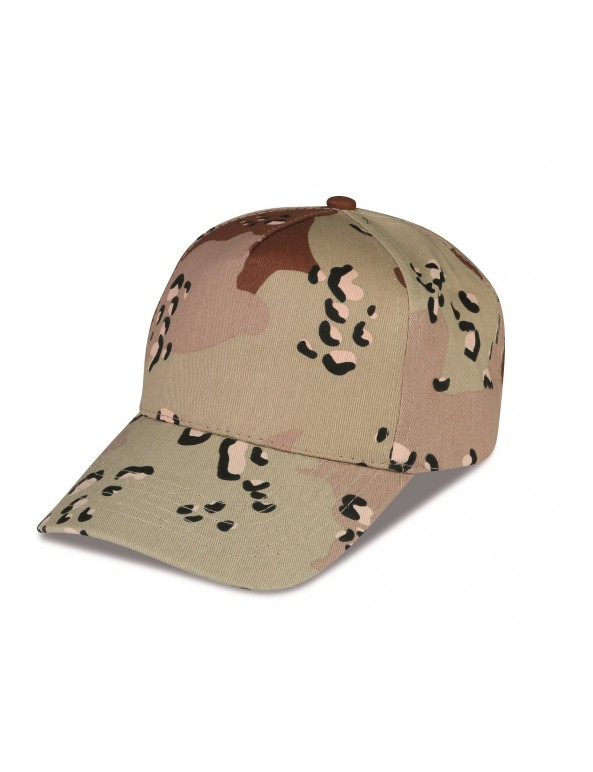 Cappellino Golf 5 pannelli mimetico personalizzato promozionale-01 967e552f0dc5